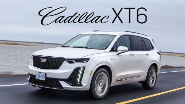 2020 Cadillac XT6 V