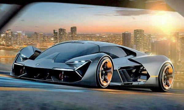 2020 Lamborghini Terzo