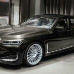BMW Alpina B7 2020 Black