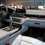 BMW Alpina B7 2020 Interior