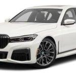 BMW Alpina B7 2020 White