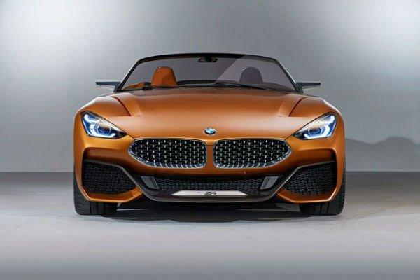 BMW Z4 2020 Coupe