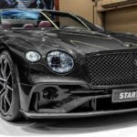 Bentley Continental GTC 2020