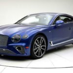 Bentley GT 2020 Blue