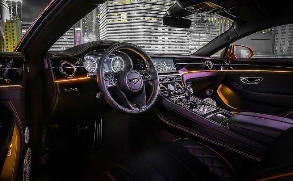 Bentley Mulsanne 2020 Interior