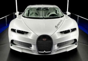 Bugatti Chiron 2020 Hypercar