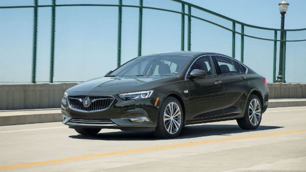 Buick Regal 2020 GS