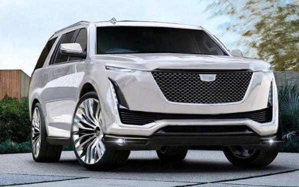 Cadillac Escalade 2020 EXT