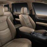 Cadillac XT6 2020 Inside