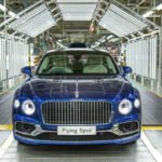 Bentley Flying Spur 2020 Blue