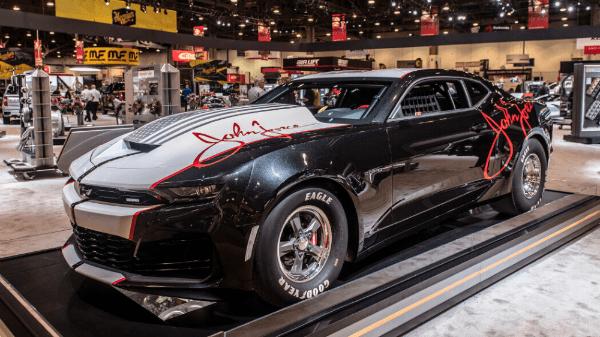 2020 Chevrolet Camaro Copo