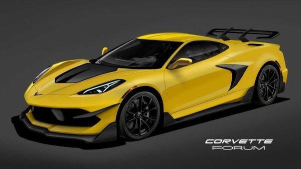 2020 Chevrolet Corvette ZR1