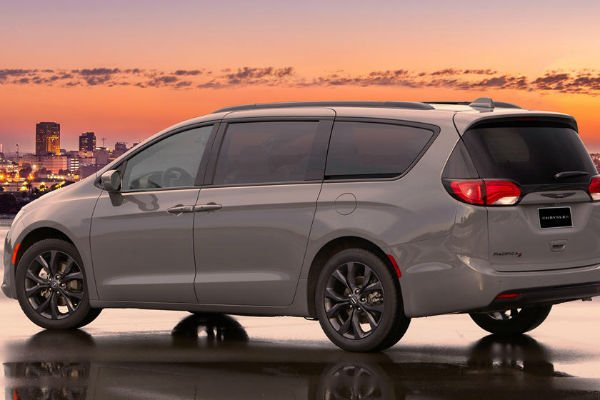 2020 Chrysler Pacifica Limited S Package