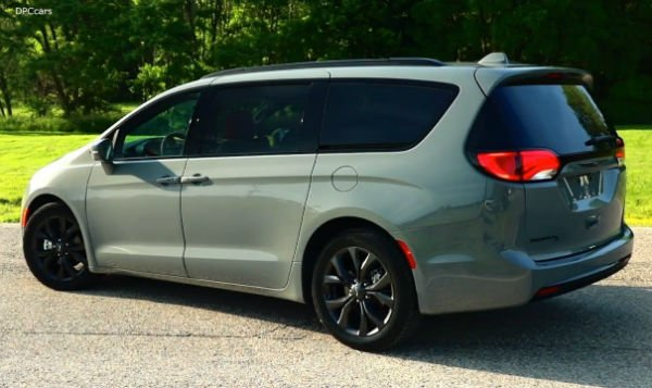 2020 Chrysler Pacifica S Edition