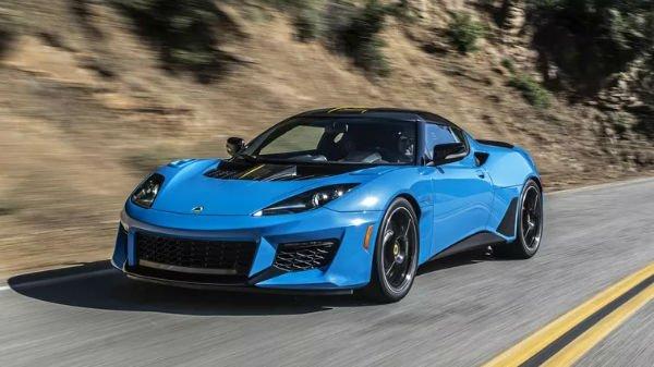 2020 Lotus Evora 400