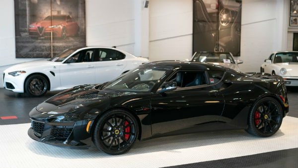 2020 Lotus Evora GT Black