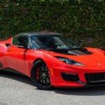 2020 Lotus Evora GT Red