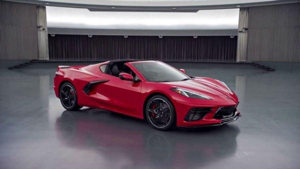 Chevrolet Corvette 2020 C8