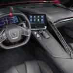 Chevrolet Corvette 2020 Interior