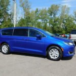 Chrysler Pacifica 2020 S Jazz Blue