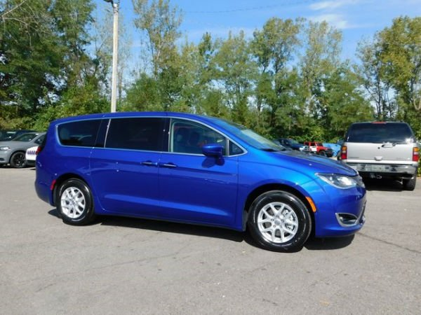 Chrysler Pacifica 2020 S Jazz Blue