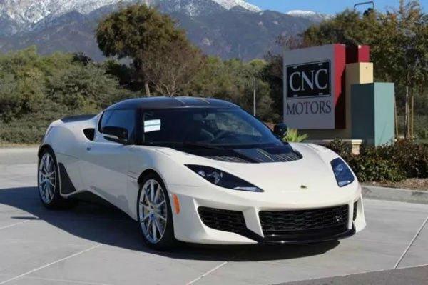 Lotus Evora 2020 GT