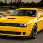 2020 Dodge Challenger SRT Demon