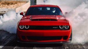 2020 Dodge Challenger SRT Ghoul