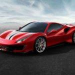 2020 Ferrari 488 Pista Base 2-Door Coupe