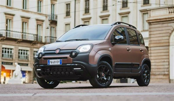 2020 Fiat Panda City Cross