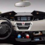 Citroen C4 Grand Picasso 2020 Iinterior