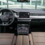 Citroen C5 2020 Interior