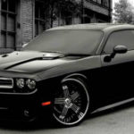 Dodge Challenger 2020 Matte Black