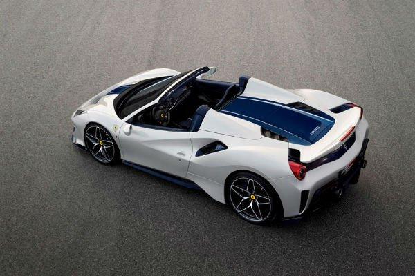 Ferrari 488 Pista 2020 Base
