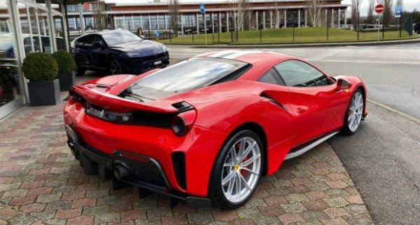 Ferrari 488 Pista Spider 2020
