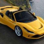 Ferrari 488 spider 2020