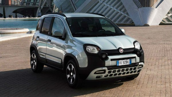 Fiat Panda City Cross 2020