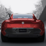 2020 Fisker Emotion Electric Sport Sedan