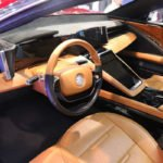 2020 Fisker Emotion Interior