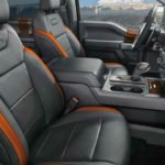 2020 Ford Bronco Back Seat