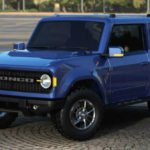 2020 Ford Bronco Laked