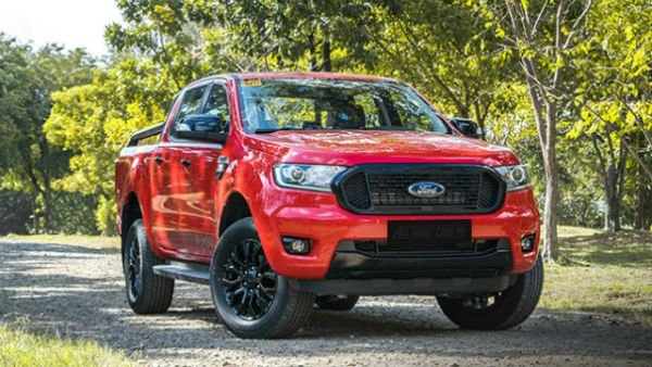 2020 Ford Ranger Engine