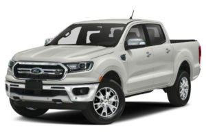 2020 Ford Ranger Lariat 4x4 SuperCrew