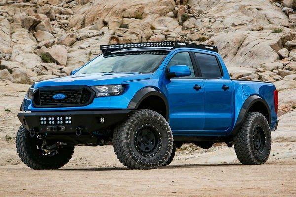2020 Ford Ranger Off-Road