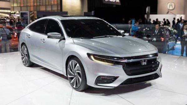 2020 Honda City Model
