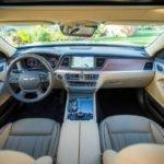 2020 Hyundai Genesis g80 Interior