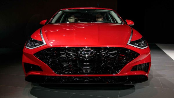 2020 Hyundai Sonata Modified