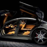 Black Fisker Emotion
