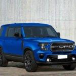 Ford Bronco 2020 2 Door