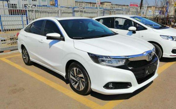Honda 2020 City